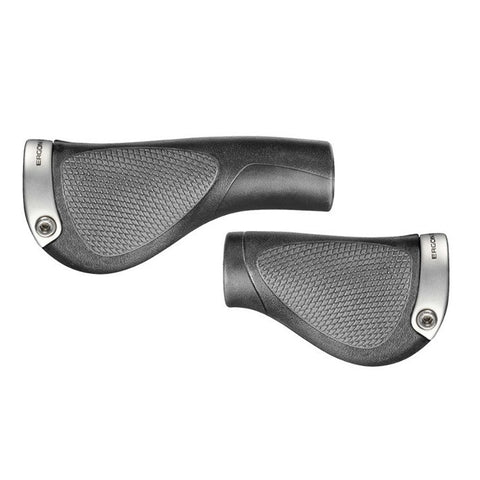 Ergon GP1 suits Rohloff Nexus comfort bicycle grips - large