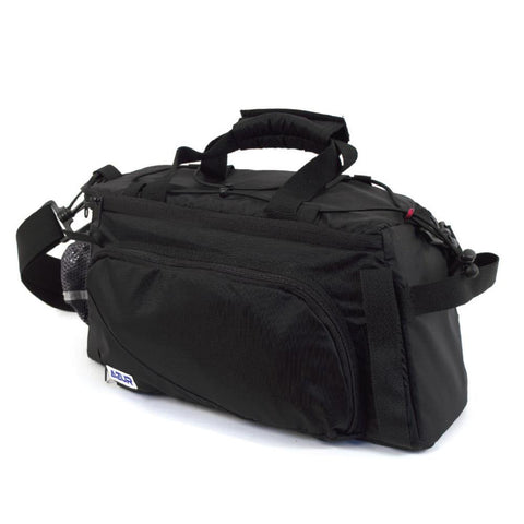 AZUR expandable rack top bicycle bag