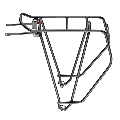 Tubus Cargo Evo 28-inch bicycle rack - Black
