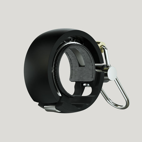 Knog Oi Luxe Small Bell - Matte Black