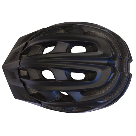 Azur EXM Bike Helmet Black - L/XL