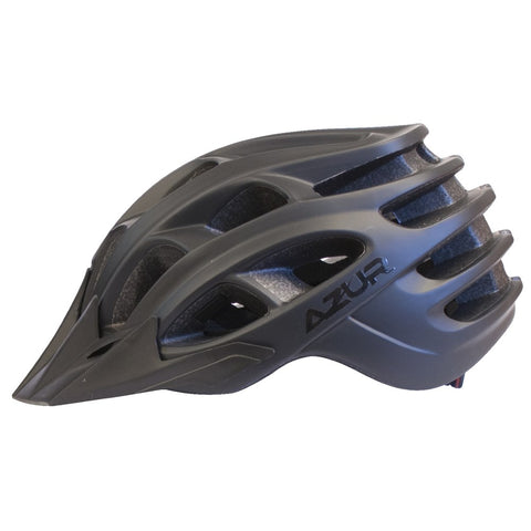 Azur Helmet EXM Black 54-58 Medium/Large