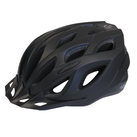 Azur L61 Bike Helmet Satin Black -  L/XL