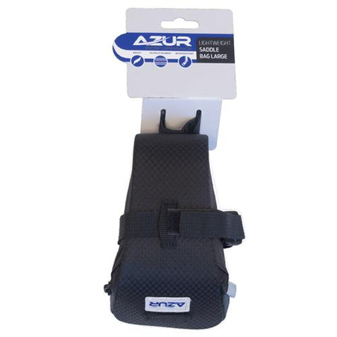 AZUR Bicycle Light Weight Saddle bag - Large