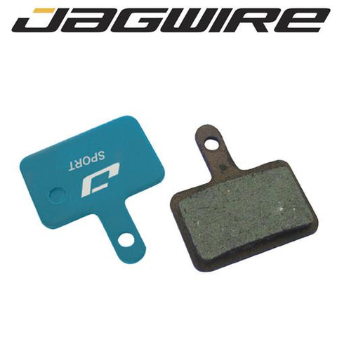 Jagwire organic disc brake pads set