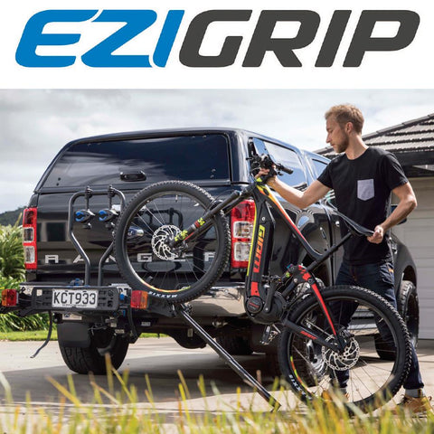 Ezi-grip Electric Bike Car Carrier Loading Ramp