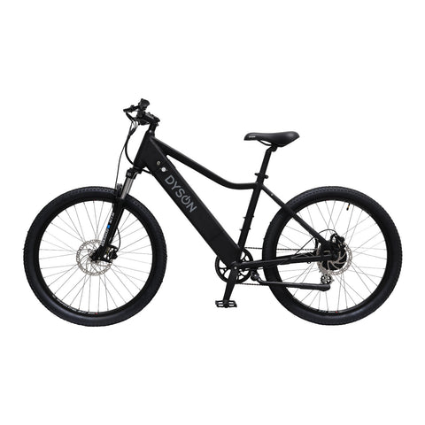 Dyson Bikes Hard Tail Evo 8-speed Electric Bike left hand side.