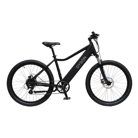 Dyson Bikes Hard Tail Evo 8-speed Electric Bike right hand side.