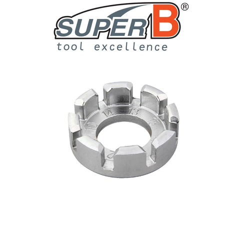 "SuperB ""O"" Round Spoke Wrench"