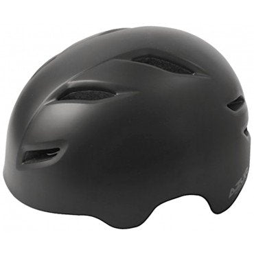Azur U91 Bike Helmet Matt Black -  Large/XL