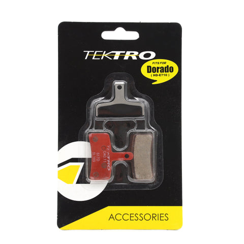 Tektro E710 Dorado Brake Pad Set
