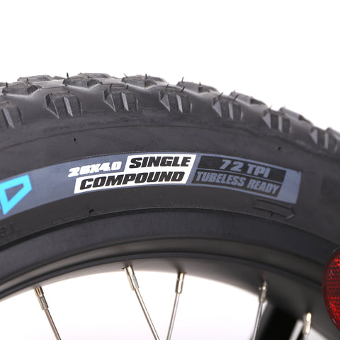 Vee Rubber 26x4 Fat Bike Tyre