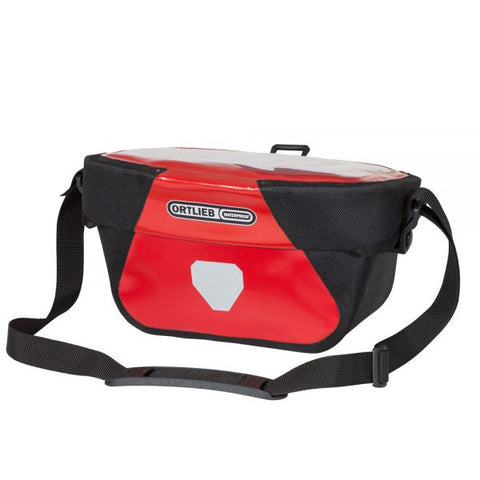 Ortlieb Ultimate6 S- Handlebar Bag - Red