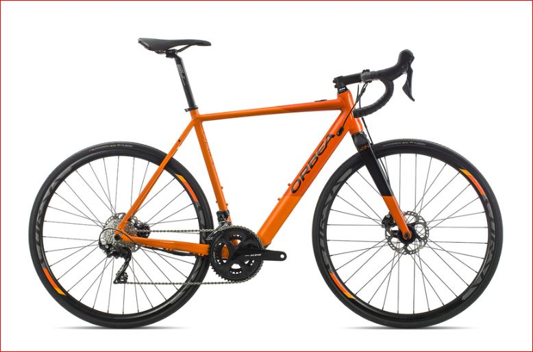 Orbea Gain D30 e-road bike $4799-