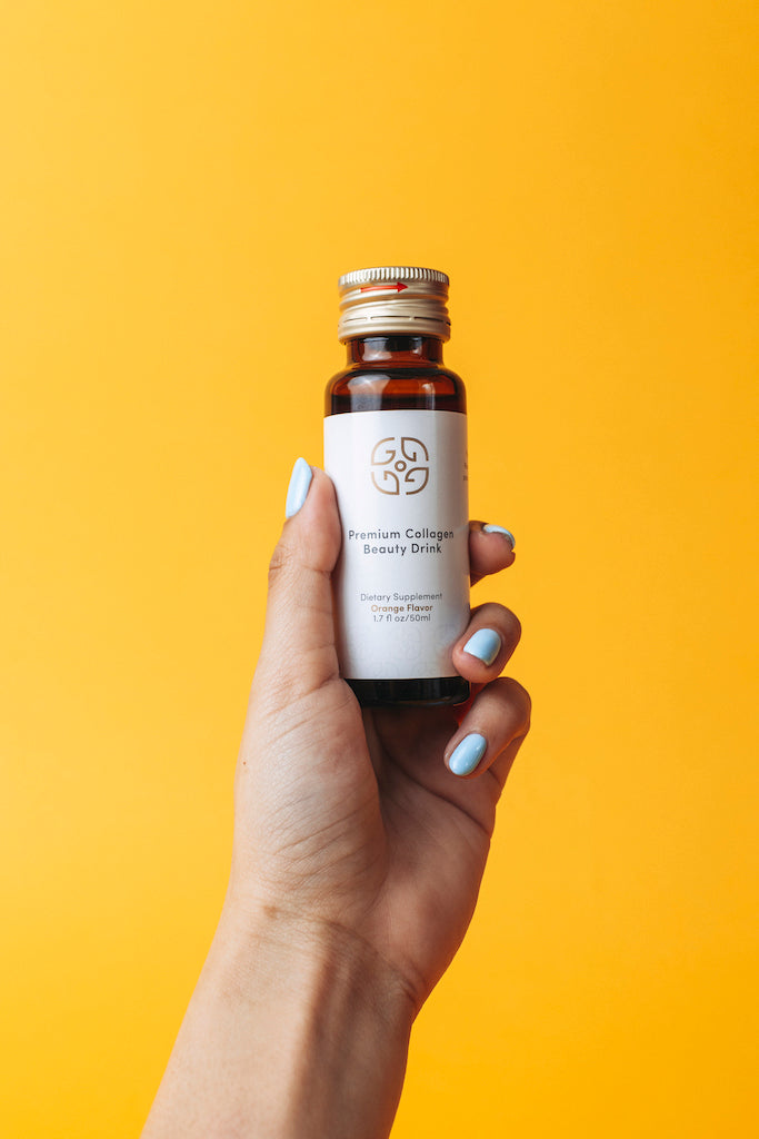 Love Your Skin: The Case for Collagen Beauty Drinks