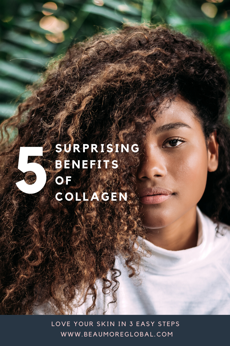5 Surprising Benefits of Collagen Supplements