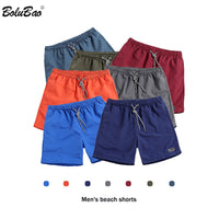BOLUBAO 2018 Casual Shorts Men Clothes 2018 Summer Casual Men's Shorts Homme Polyester Bermuda Short Trousers Brand Clothing