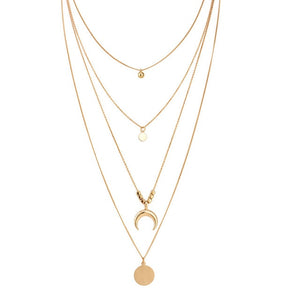 ADLEY LAYERED NECKLACE