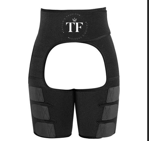 Waist and thigh trimmer