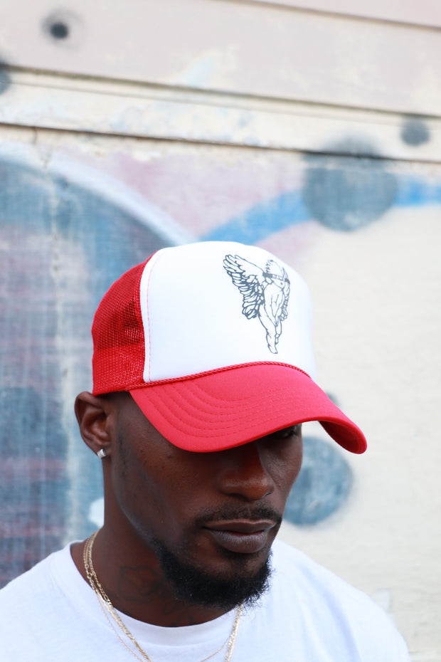 """Angel"" Trucker Hat"