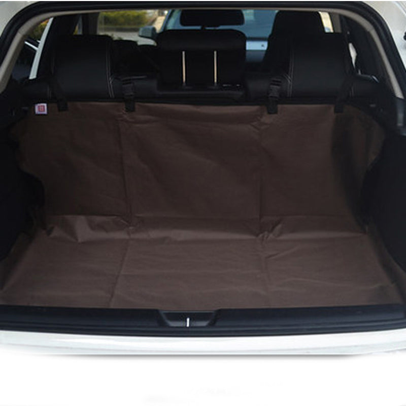 Tapis Protection Coffre Voiture (chien)