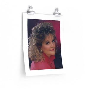 Products Cheryl K Warner, Recording Artist-Original Print