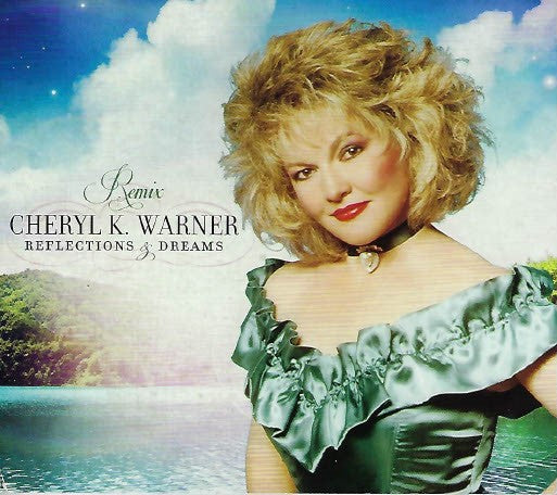 "Remix Reflections & Dreams, 9 Song CD Album Containing YouTube Hit ""The Auction"" by Cheryl K Warner"