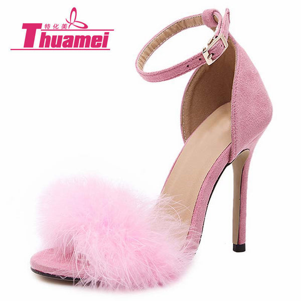 Fashion Sexy High Heels Women's Thin Heels