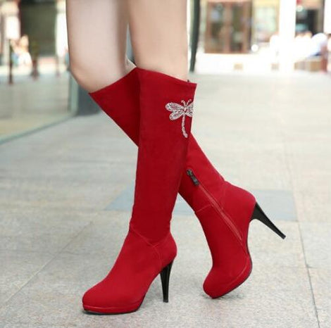 Ladies Fashion Boots & High Heels