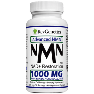 Advanced NMN 1000: Nicotinamide Mononucleotide (Limited Production Run)
