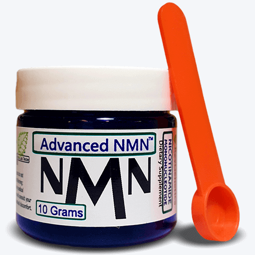Advanced NMN: Nicotinamide Mononucleotide - 10 Grams