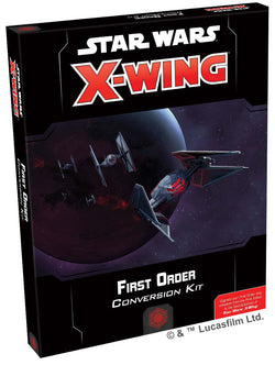 Star Wars X-Wing: 2nd Edition - First Order Conversion Kit Board Game - Macronova Games