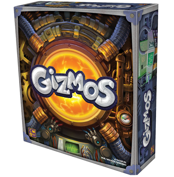 Gizmos Board Game - Macronova Games