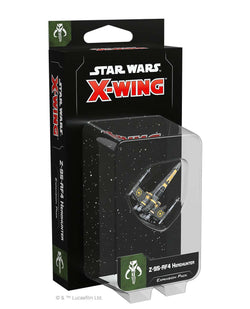 Star Wars X-Wing: 2nd Edition - Z-95-AF4 Headhunter Expansion Pack Board Game - Macronova Games