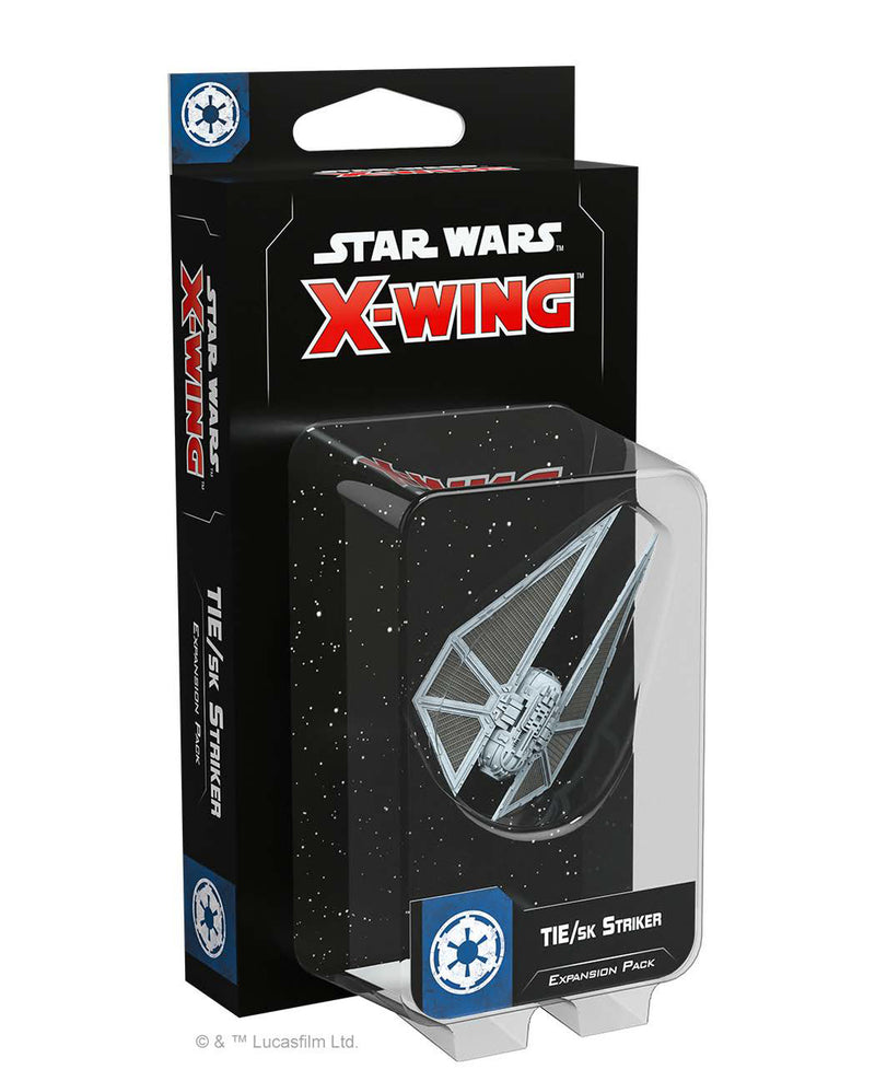 Star Wars X-Wing: 2nd Edition - TIE/sk Striker Expansion Pack Board Game - Macronova Games