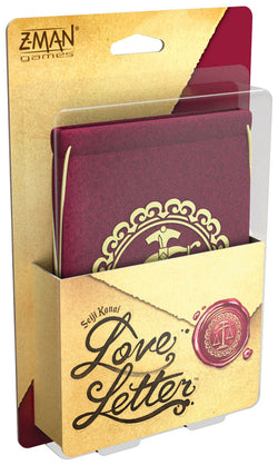 Love Letter Board Game - Macronova Games