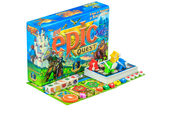 Tiny Epic Quest Board Game - Macronova Games