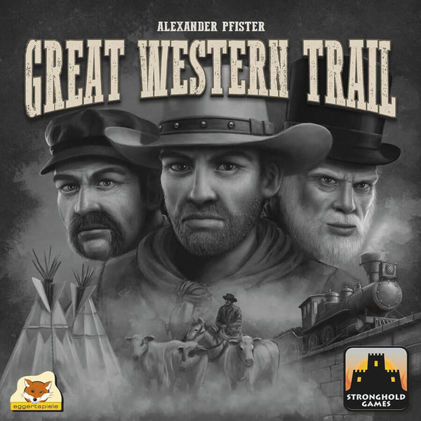Great Western Trail Board Game - Macronova Games