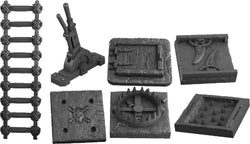 Terrain Crate: Dungeon Traps Accessory - Macronova Games