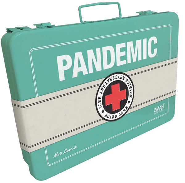 Pandemic: 10th Anniversary Edition Board Game - Macronova Games