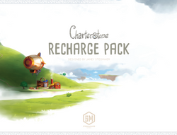 Charterstone: Recharge Pack Board Game - Macronova Games