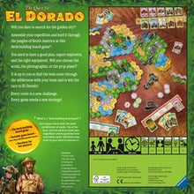 Load image into Gallery viewer, The Quest for El Dorado Board Game - Macronova Games