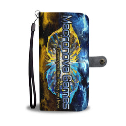 Macronova Games Wallet Phone Case