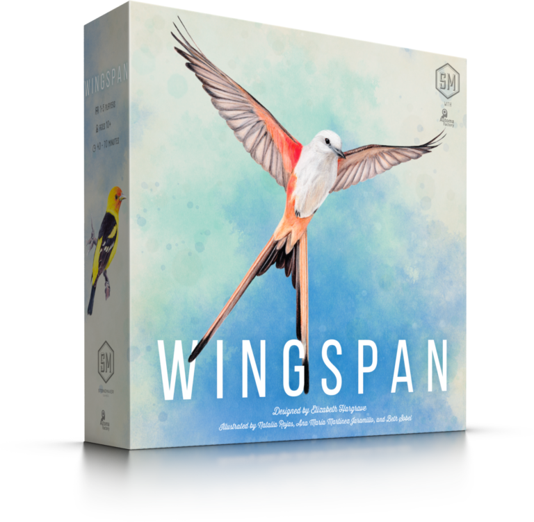 Wingspan Board Game - Macronova Games