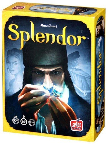 Splendor Board Game - Macronova Games