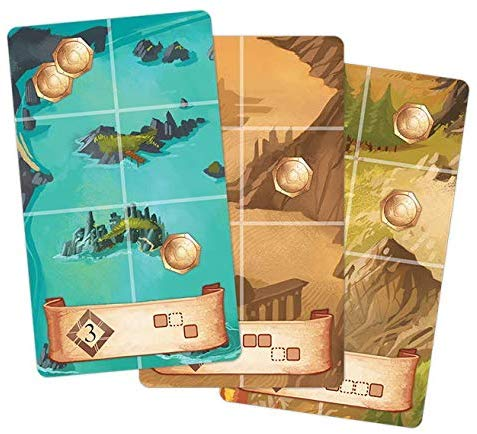 Roam Board Game - Macronova Games