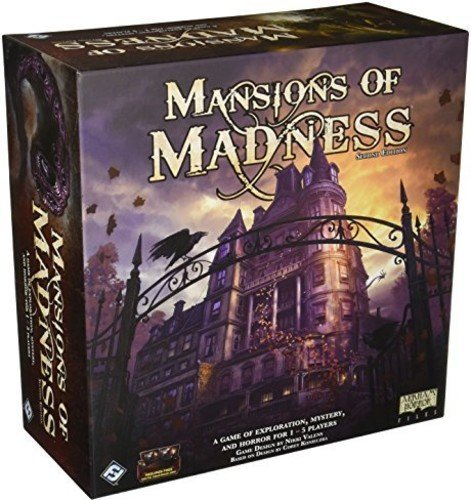 Mansions of Madness: Second Edition - Macronova Games