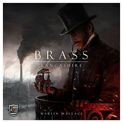 Brass: Lancashire Board Game - Macronova Games