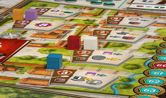 Gugong Board Game - Macronova Games