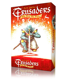 Crusaders: Thy Will Be Done Board Game - Macronova Games